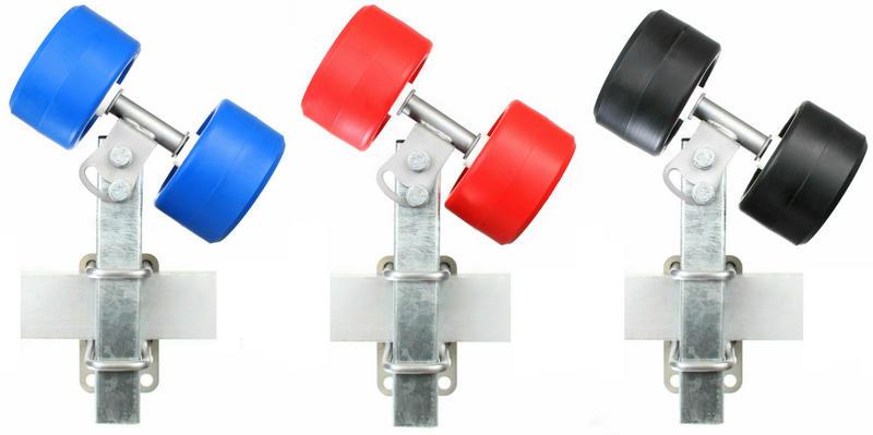⚓ XL Seitenrolle Pendel Trailerstütze + MontagekitPendelrolle Sliphilfe